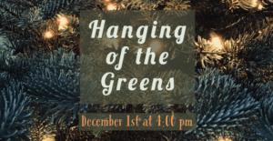 hanginggreens