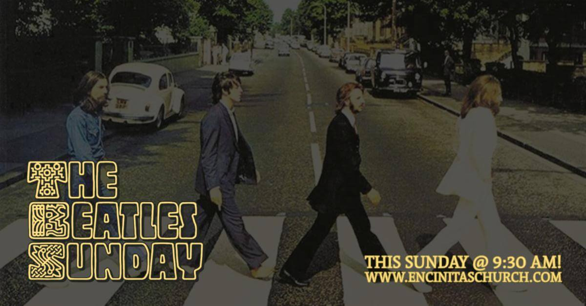 Beatles Sunday 2020